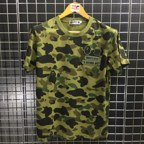 Bape Jungle Camo Tee